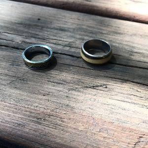 Jewelry - 2 Mood Rings